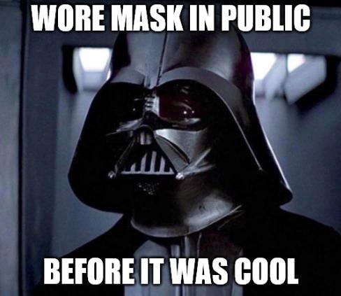 Mask Meme Funny Google Search Darth Vader Helmet Vader Helmet Darth Vader