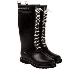 Ilse Jacobsen Rubber Boots, black