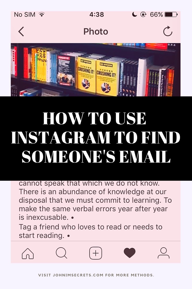 How To Find Someone S Email Address For Free John S Imsecrets Twitter Marketing Strategy Instagram Marketing Tips Marketing Strategy Social Media