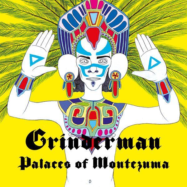 Grinderman Palaces Of Montezuma 12 Single Vinyl Record Artwork Best Vinyl Records Album Covers