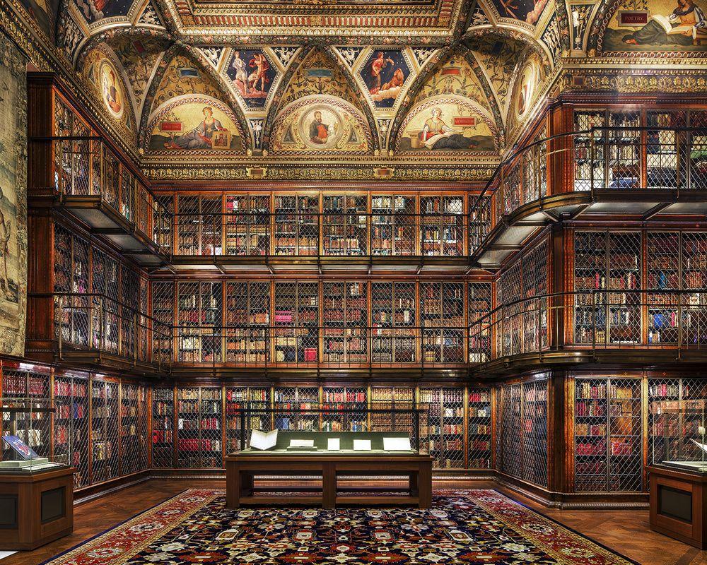 Las Fotografías De Las Bibliotecas Más Bonitas Del Mundo Biblioteca De Ensueño Exteriores De Casas De Ladrillo Bibliotecas Viejas