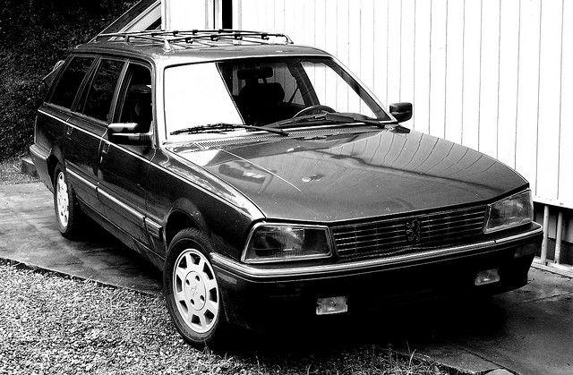 89 Peugeot 505 Turbo Wagon Peugeot Retro Cars European Cars