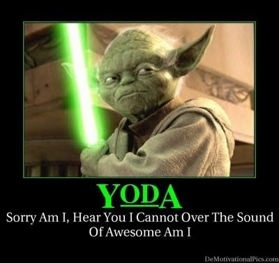 Y Is For Yoda With Images Star Wars Yoda Star Wars Film Star