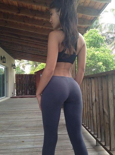 Sexy Yoga Pants Booty