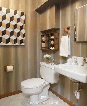 Cream Gold Grey Stripe Painted Walls | Home Inspiration | Pinterest on safari style bathroom design, vintage inspired bathroom design, camo bathroom design, hippie bathroom design, asian inspired bathroom design, industrial chic bathroom design, houzz bathroom design,
