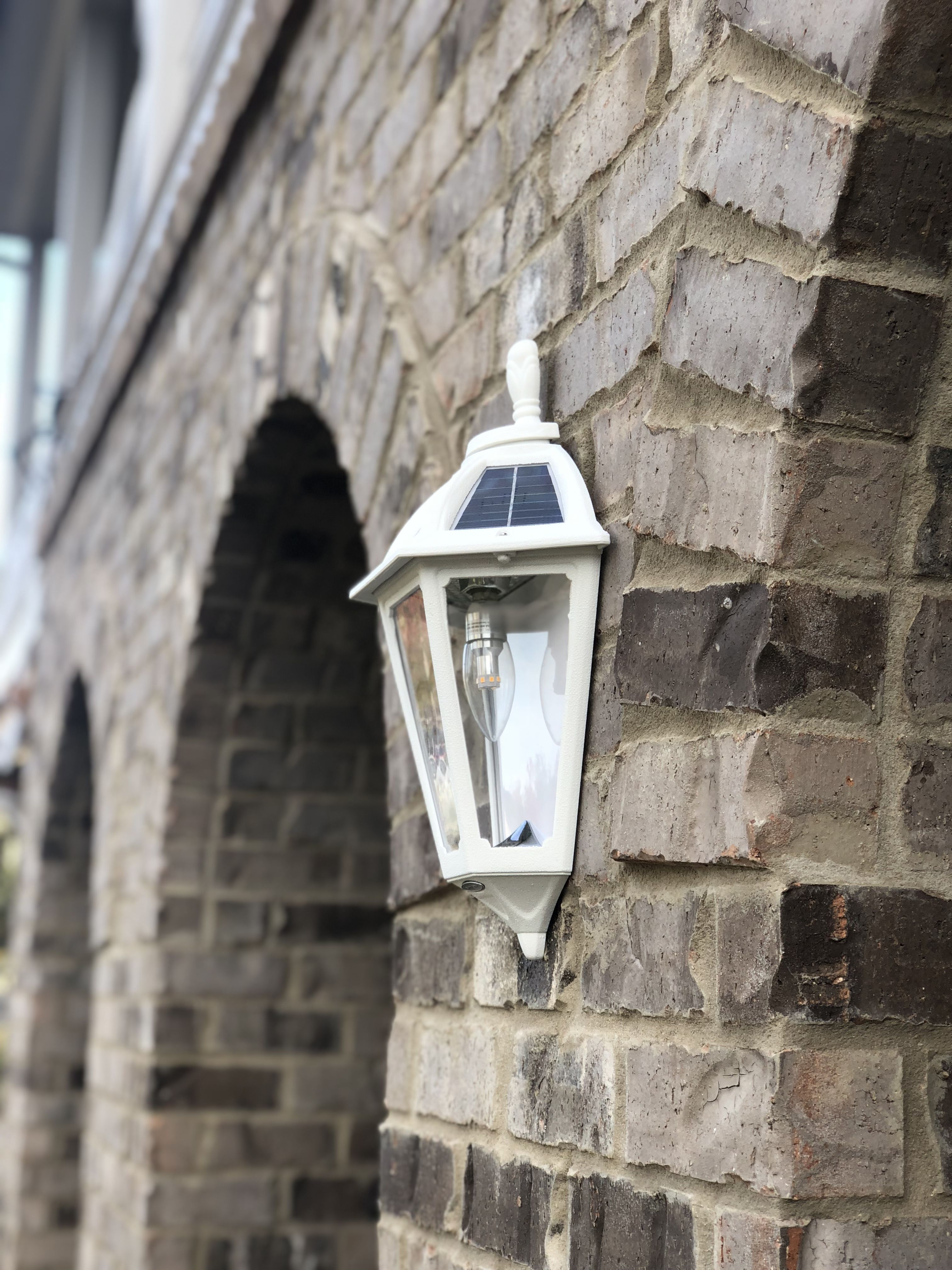 Polaris Sconce Solar Lamp Gs 179 In 2019 Wall Lights Wiring For The Light Is Perfect Coastal Friendly Lighting Fixture That Does Not Require Electrical Installation