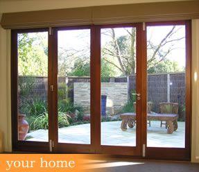 Bi-fold doors. Bradworthy Bi-Fold exterior french doors and bifold ...