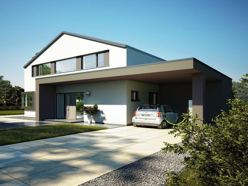 ConceptM 172 Musterhaus Köln Bien Zenker Fertighaus