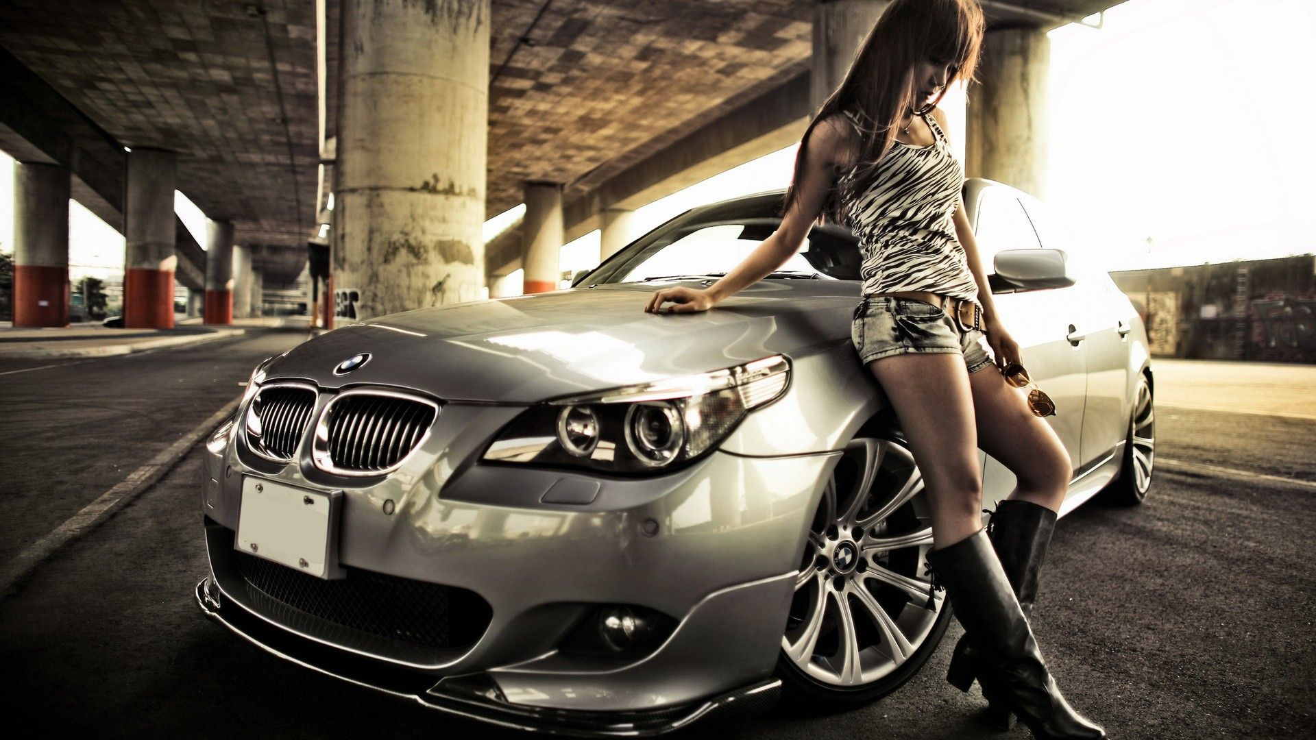 Photography Id 25001 Bmw Girl Bmw Sports Car Bmw Wallpapers