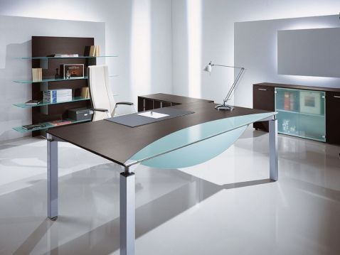 Minimalist Furniture At The Modern Home Office Design | Office