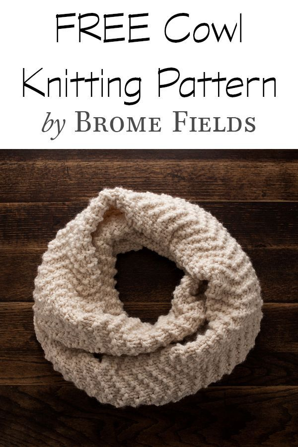 Learn the Chevron Seed Knit Stitch while making a super ...