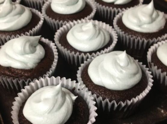 no bake chocolate cupcakes