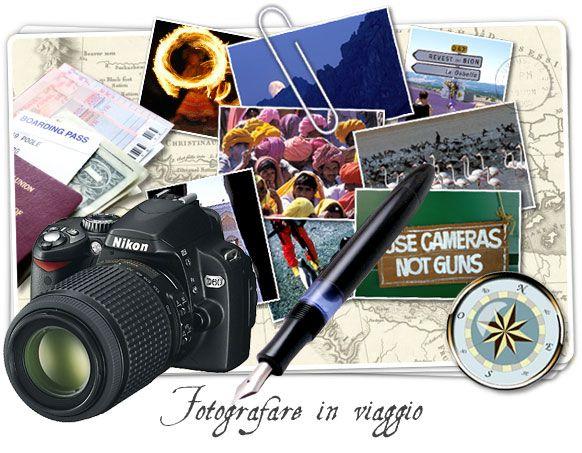 Corsi Nikon di Fotografia: Fotografare in viaggio by Antonio Politano