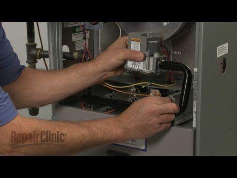 Furnace Gas Valve Replacement Rheem Furnace Repair Part 60