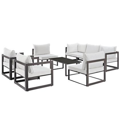 Patio Sectional Sofa Set, Outdoor Furniture Sectional Sofa