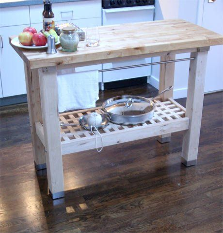 Best Products: IKEA Groland Butcher Block Island kitchen inspiration Butcher block island ...