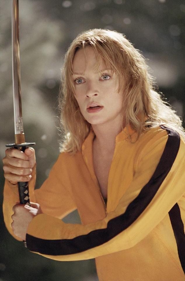 Meet Uma Thurman - Kill Bill and Pulp Fiction star & Hollywood icon