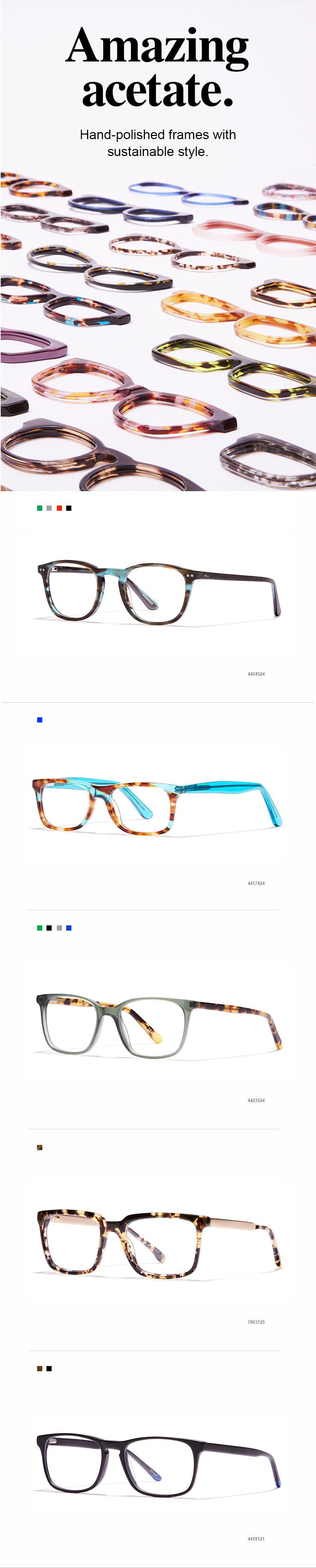 Pattern Geometric Glasses #4429839 | Zenni Optical Eyeglasses ...