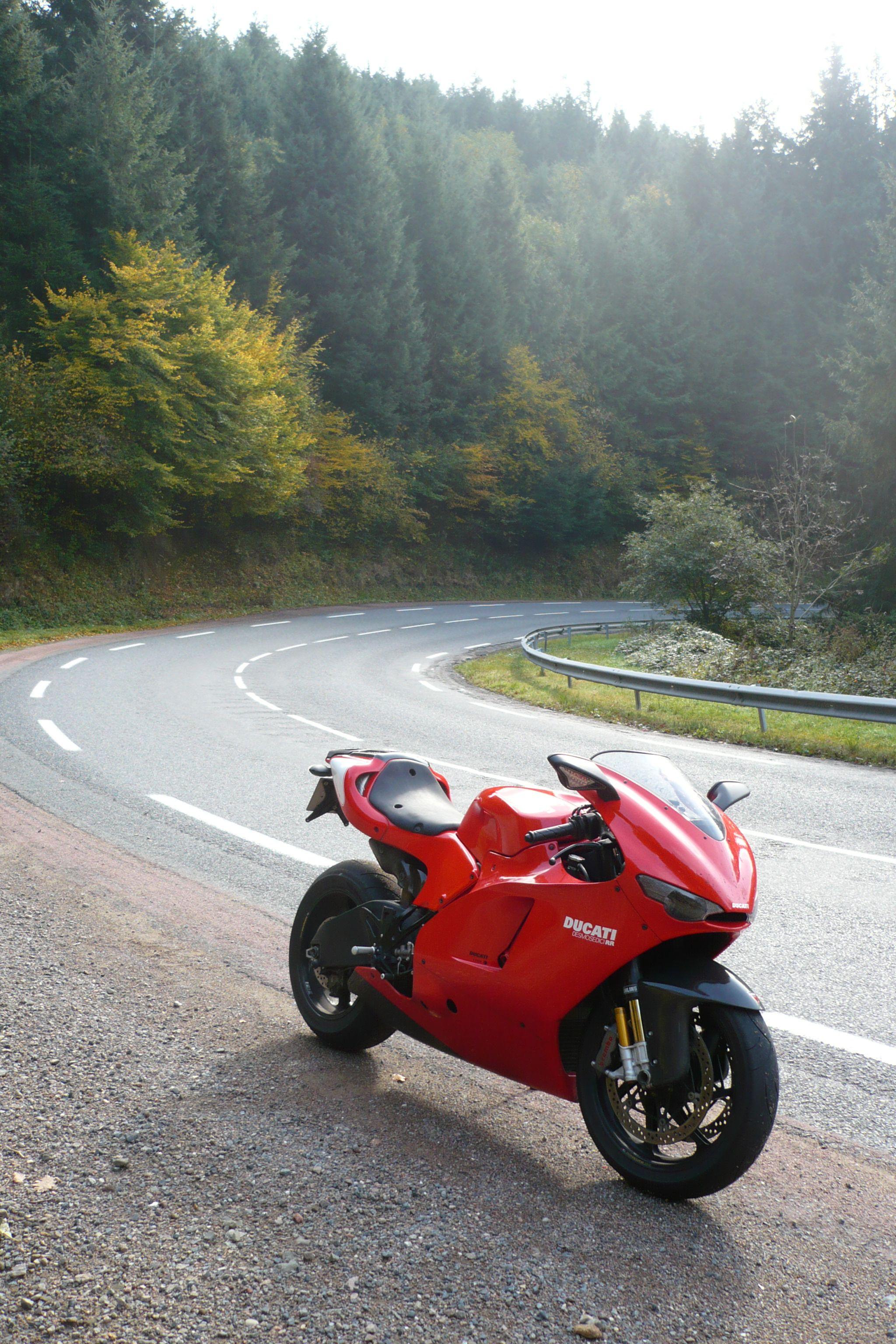 Обои Ducati, rr, desmosedici. Мотоциклы foto 13