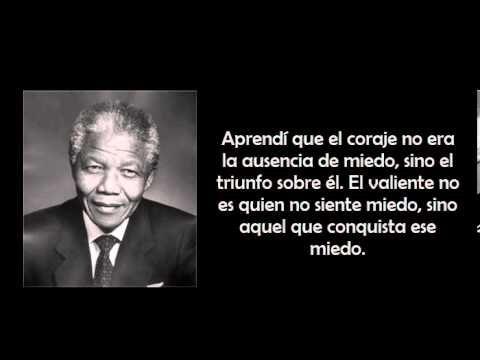 Frases De Nelson Mandela Sus Frases Célebres Famosas