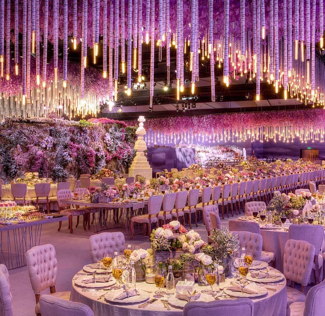 Now This Is Pure Enchantment Wedding Planner Luxury Wedding Venues Luxury Weddings Reception Extravagant Wedding