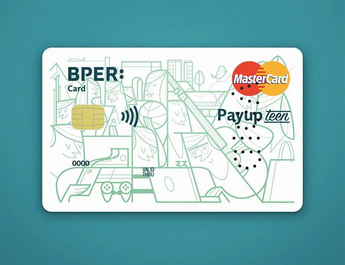 40+ Creative and Beautiful Credit Card Designs Credit card - membership cards design