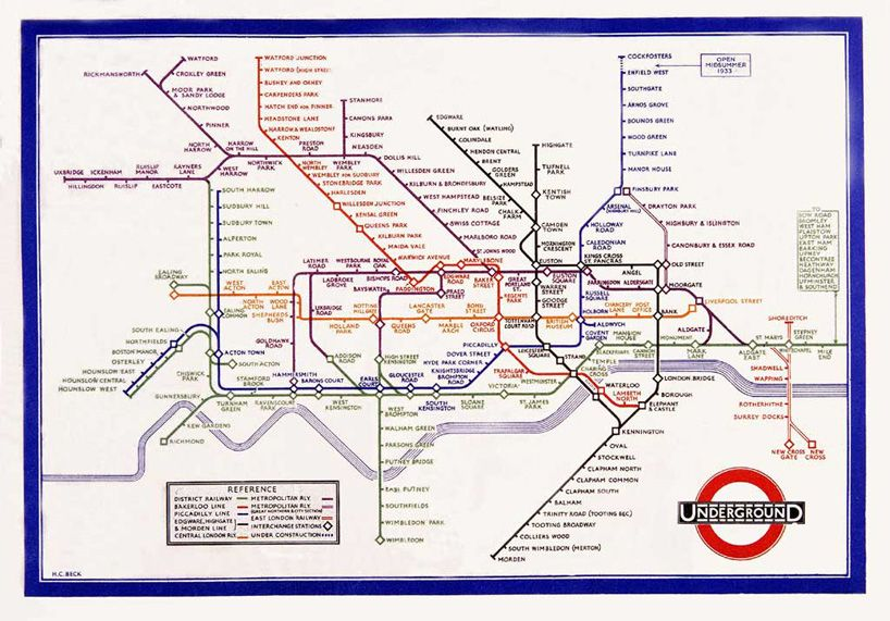 London Underground | Maybe it\'s because I\'m a Londoner ...