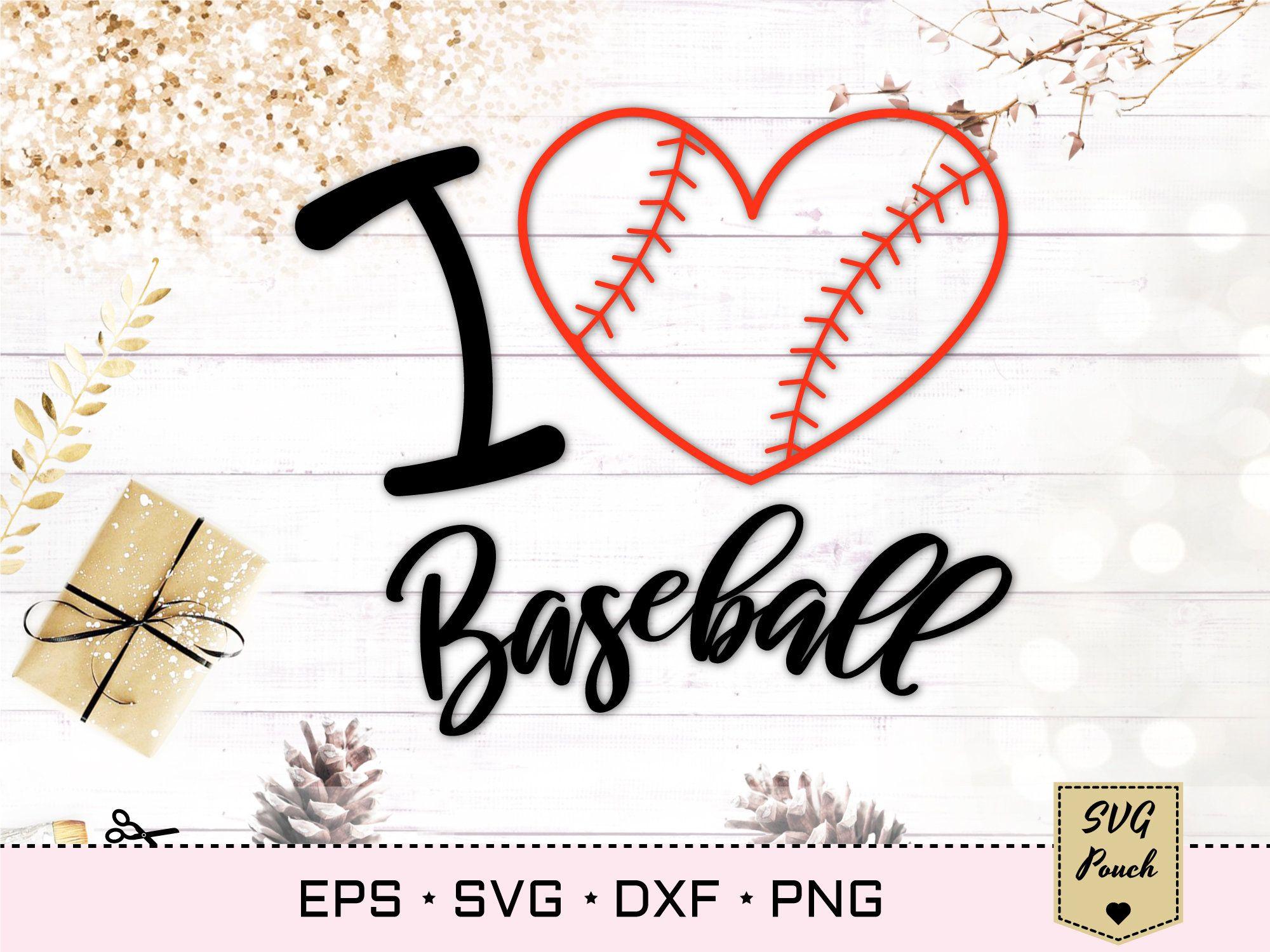 I Love Baseball Heart Svg Baseball Ball Svg Baseball Lover Etsy In 2020 Stationery Art Svg Monogram Fonts