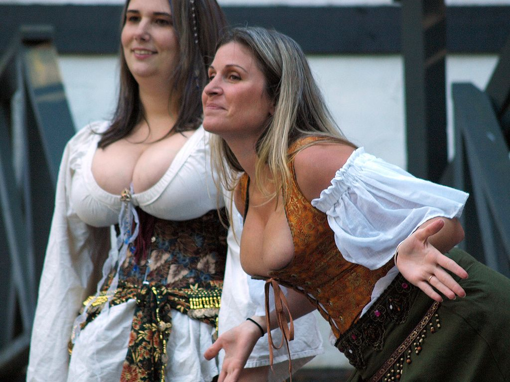 gypsy buxom wench pics - Google Search