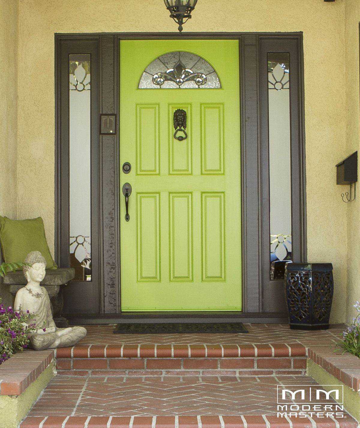 Looking For Colorful Door Ideas For Spring Paint And Close Your