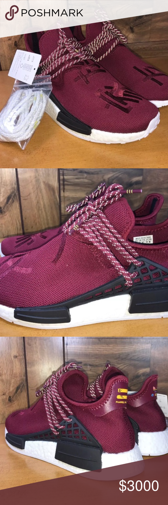 cd25c1102 Spotted while shopping on Poshmark  Adidas NMD Human Race Friends   Family  Size 11!  poshmark  fashion  shopping  style  Adidas  Other