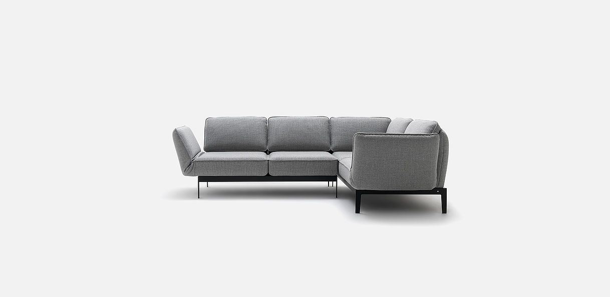 comfortable rolf benz sofa. Rolf Benz MERA. Superb Individuality, Both In Terms Of Its Design And Comfort. Comfortable Sofa