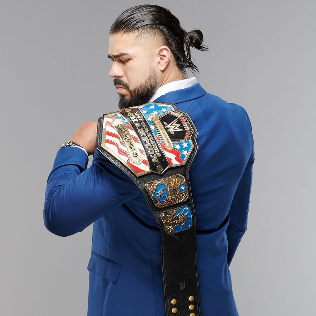 "Andrade on Instagram: ""Good and bad days but I'm still the champion!!  #tranquilaraza #faceoflatinos #elidolo #andrade #wwe""   Champion,  Professional wrestling, Wwe"