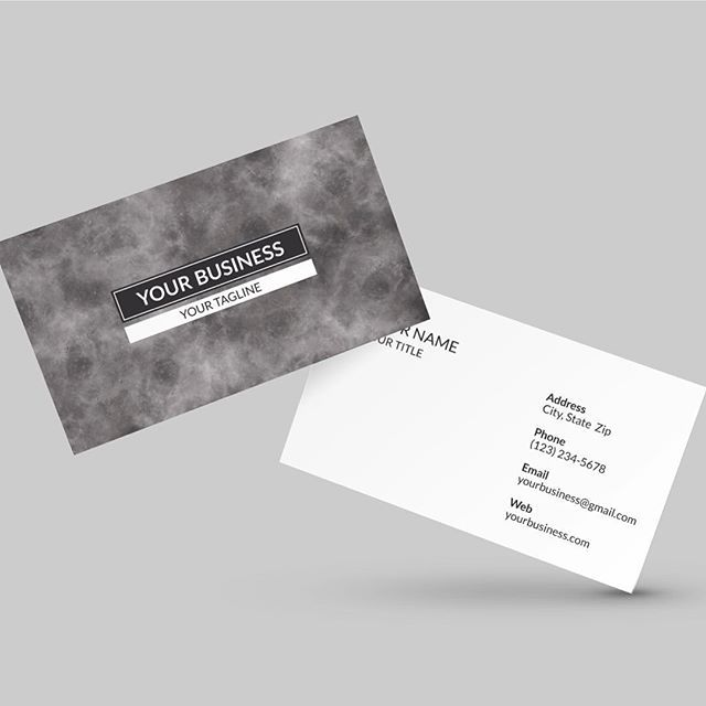 What Does Your Business Card Say About You Trying To Pack Too Much