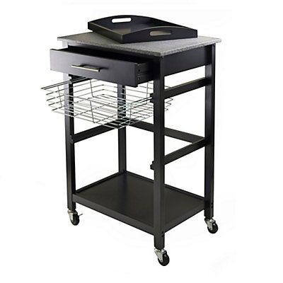 Show Details For Kitchen Utility Cart