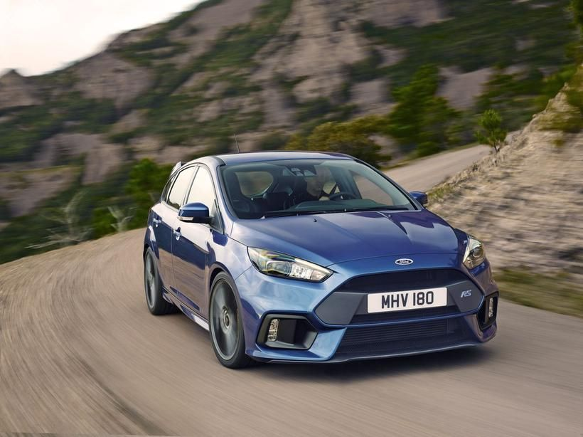 Ford Focus Rs The Beast Comes Out Of His Den New Car Models