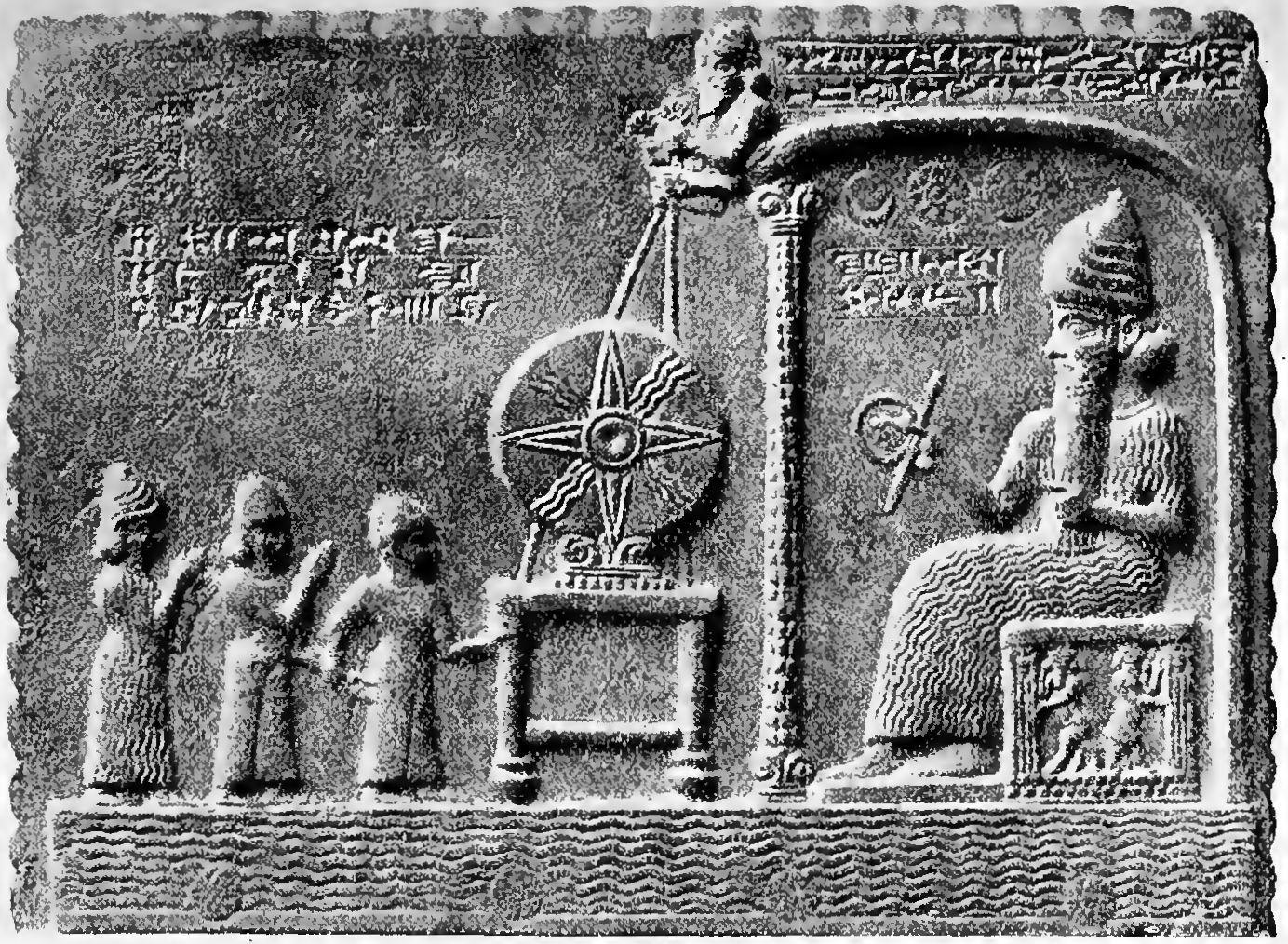 Babylonian Gods | Babylonian Religion and Mythology: Chapter