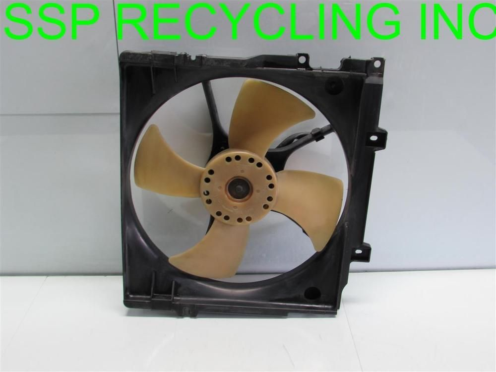 Radiator Cooling Fan Assembly w// Motor for 95-99 Subaru Legacy Outback