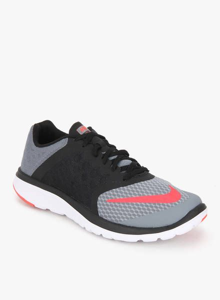 Buy Nike Fs Lite Run 3 Grey Running Shoes for Men Online India, Best Prices