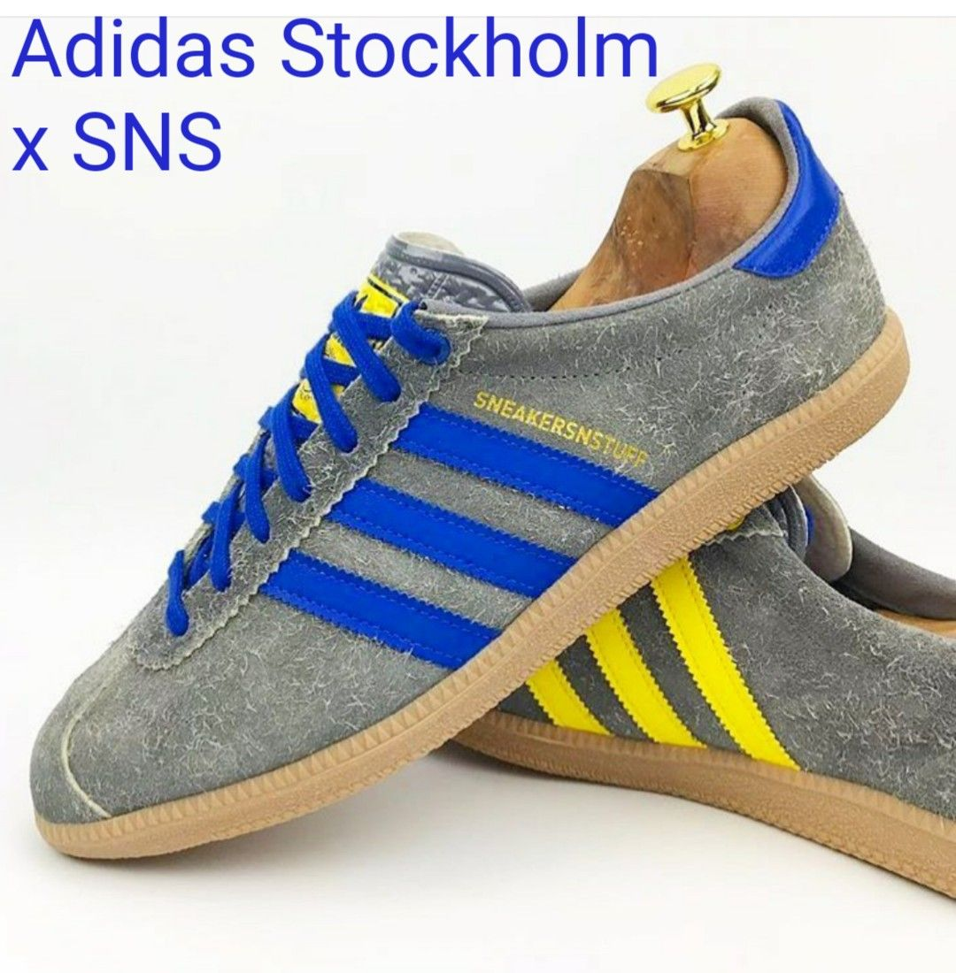The Adidas Stockholm x SNS Consortium release was a cracker