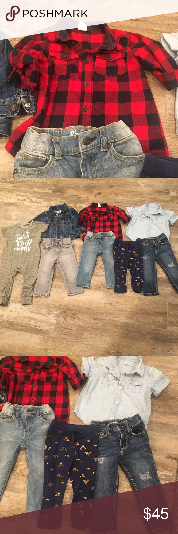 c26f10e489f8 Toddler Boy Clothes Bundle 18-24 Months The cool toddlers fall/winter  starter pack