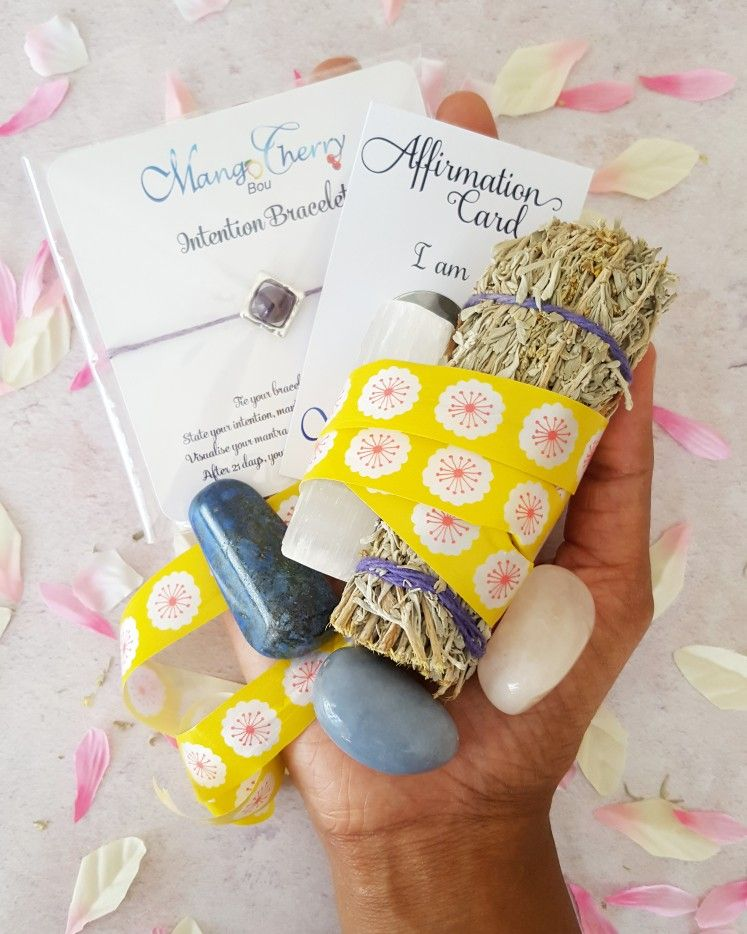 Mango Cherry Bou smudge kits are discounted until the end of May - best of barefoot investor blueprint promo code