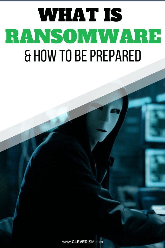 What Is Ransomware How To Be Prepared Work From Home Make