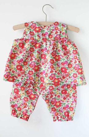 Free Sewing Patterns for Babies and New Parents | bebek elbise ...
