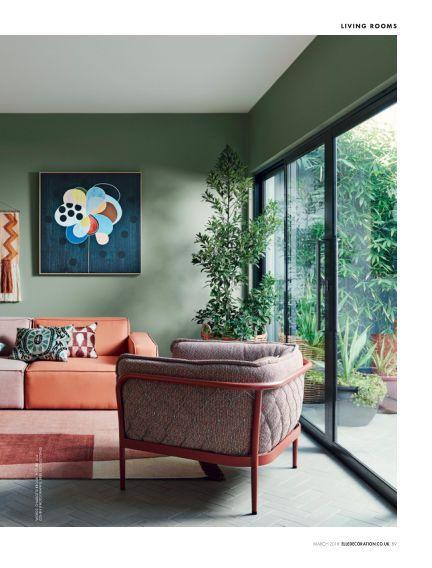 Living Room Decoration 2018