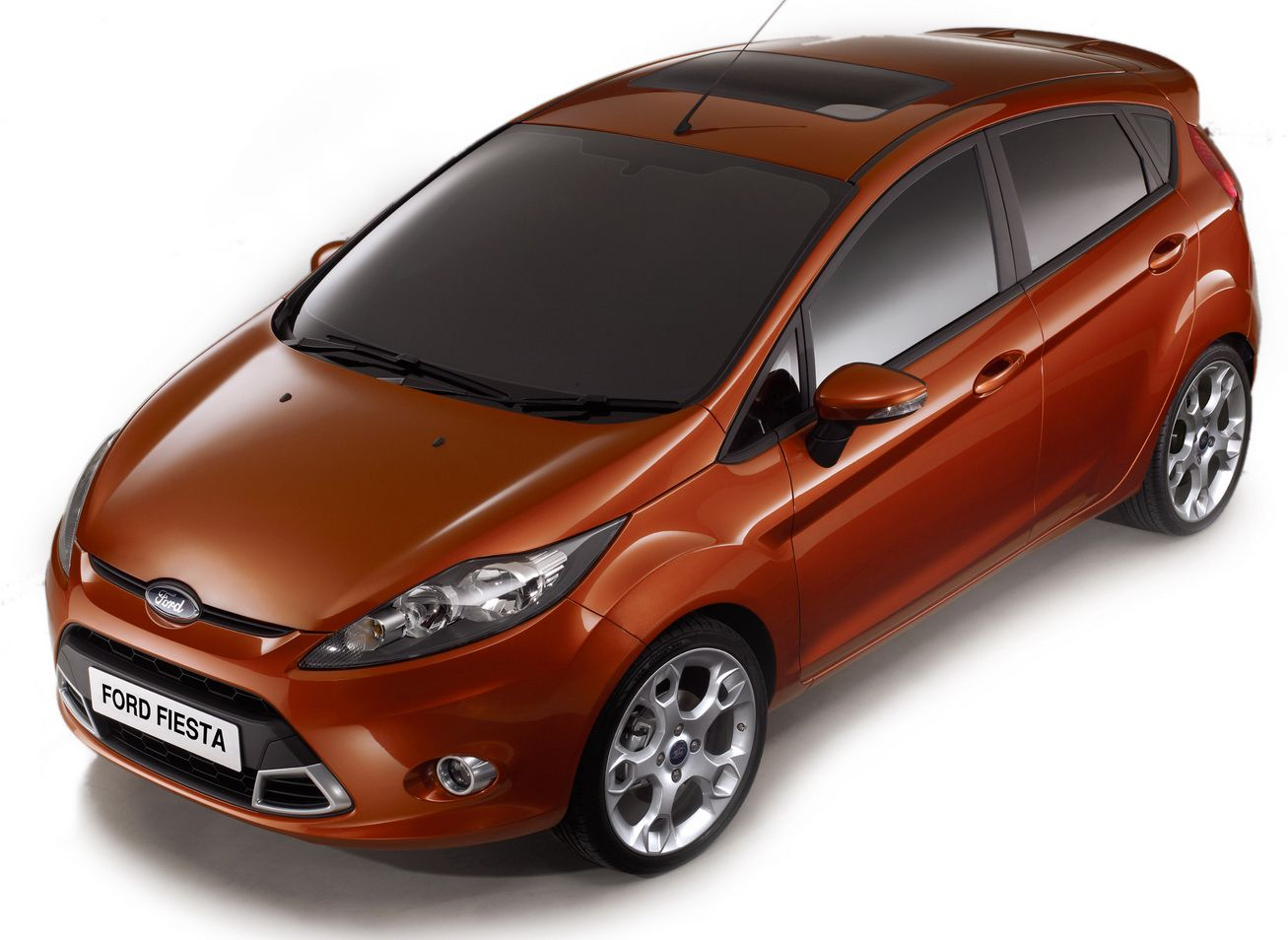 cars ford fiesta 125
