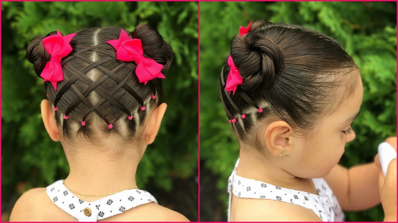 Peinados para niñas la maya y coletaspeinados fáciles y rápidos