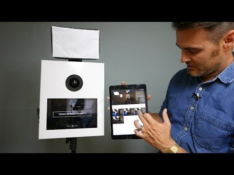 How to build a diy cardboard photo booth with ipad kiosk and how to build a diy cardboard photo booth with ipad kiosk and wireless printing youtube solutioingenieria Choice Image
