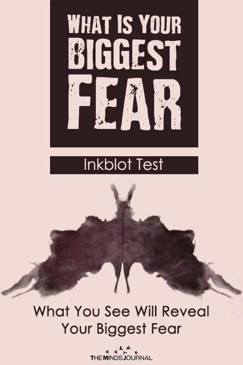 biggest fear quiz