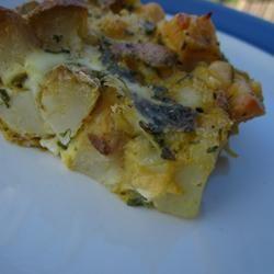 Creamy Potato Breakfast Casserole Recipe